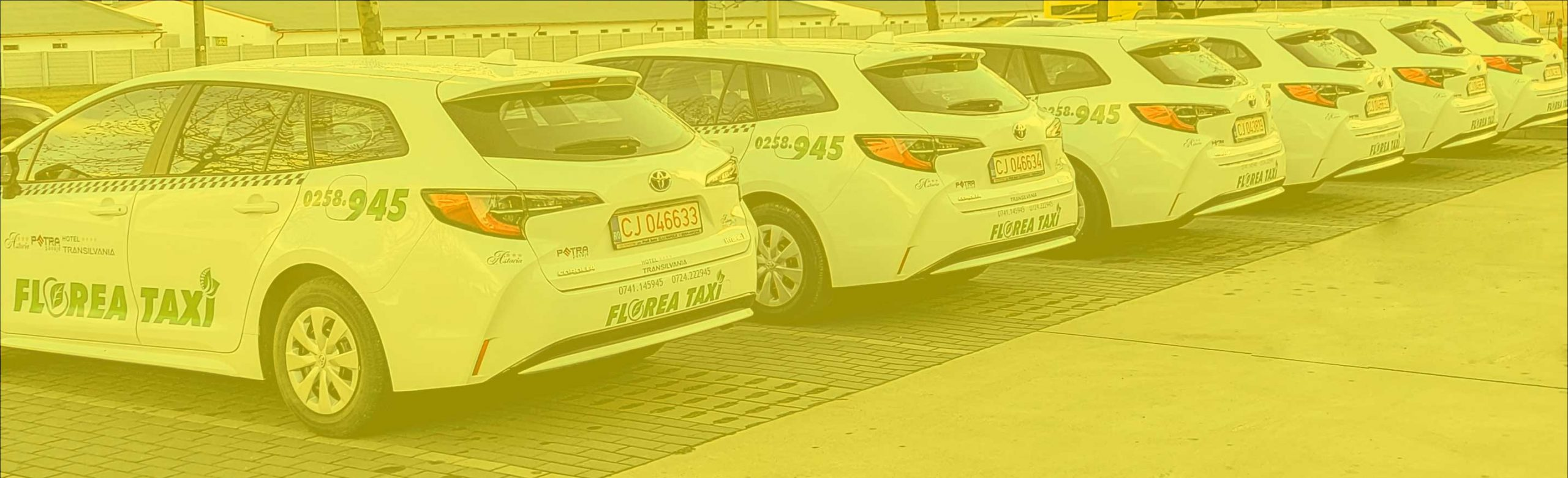 florea taxi web
